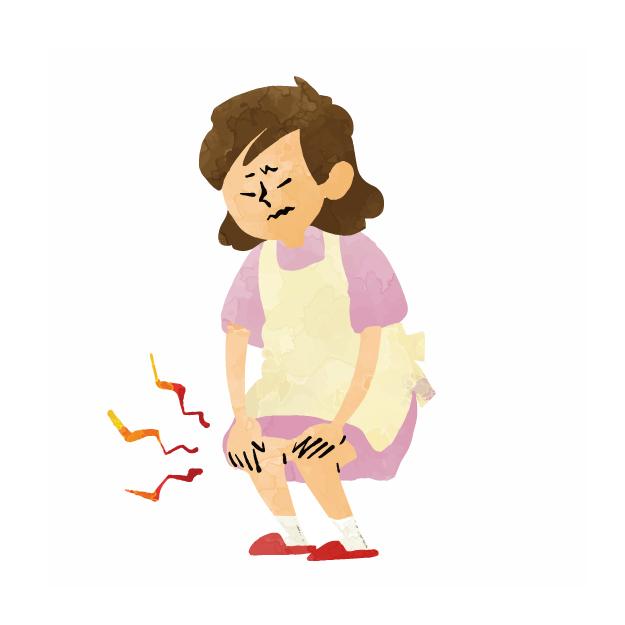 [痛風と間違いやすい病気] 化膿性関節炎