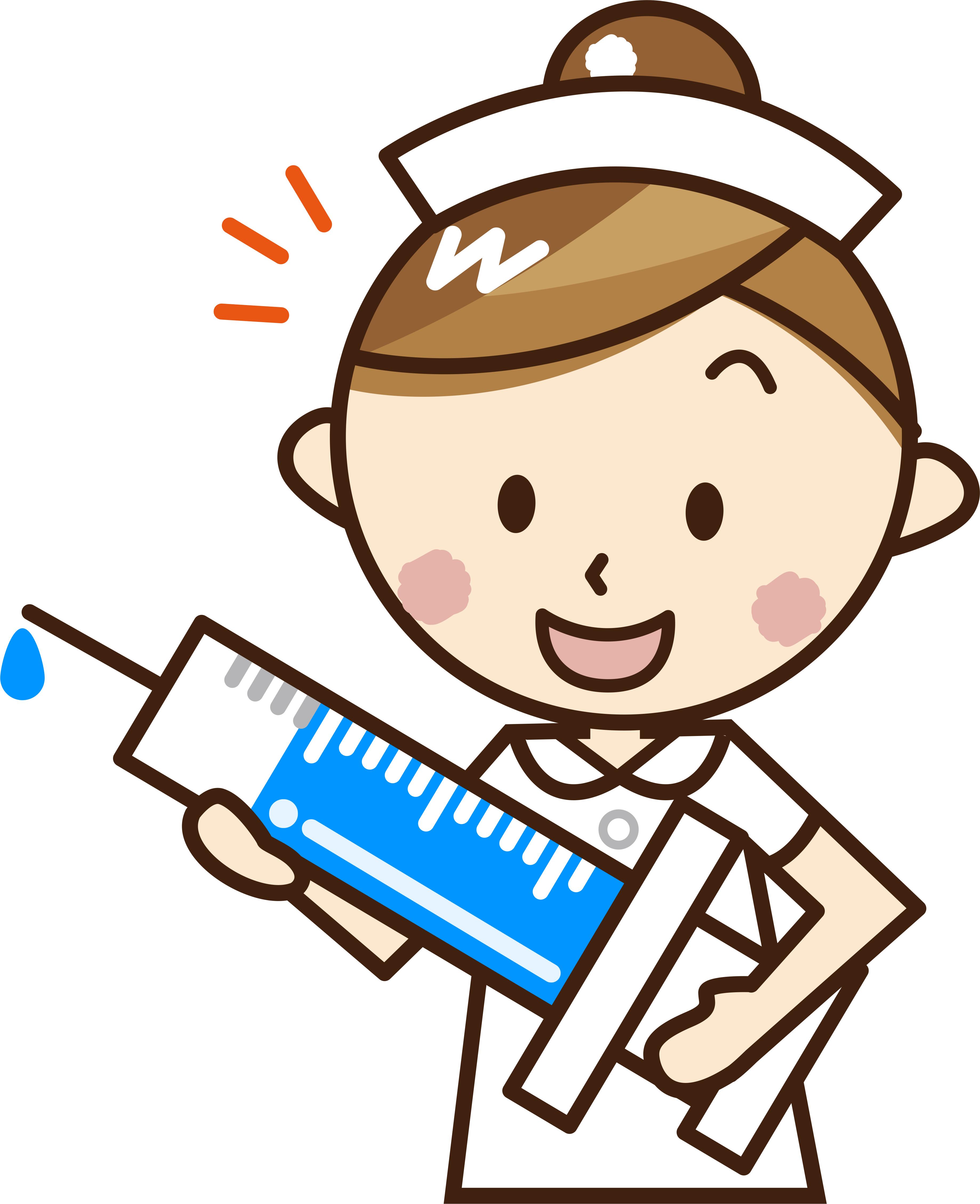 [痛風体験①]激痛のためステロイド注射で痛み止め。休職1カ月