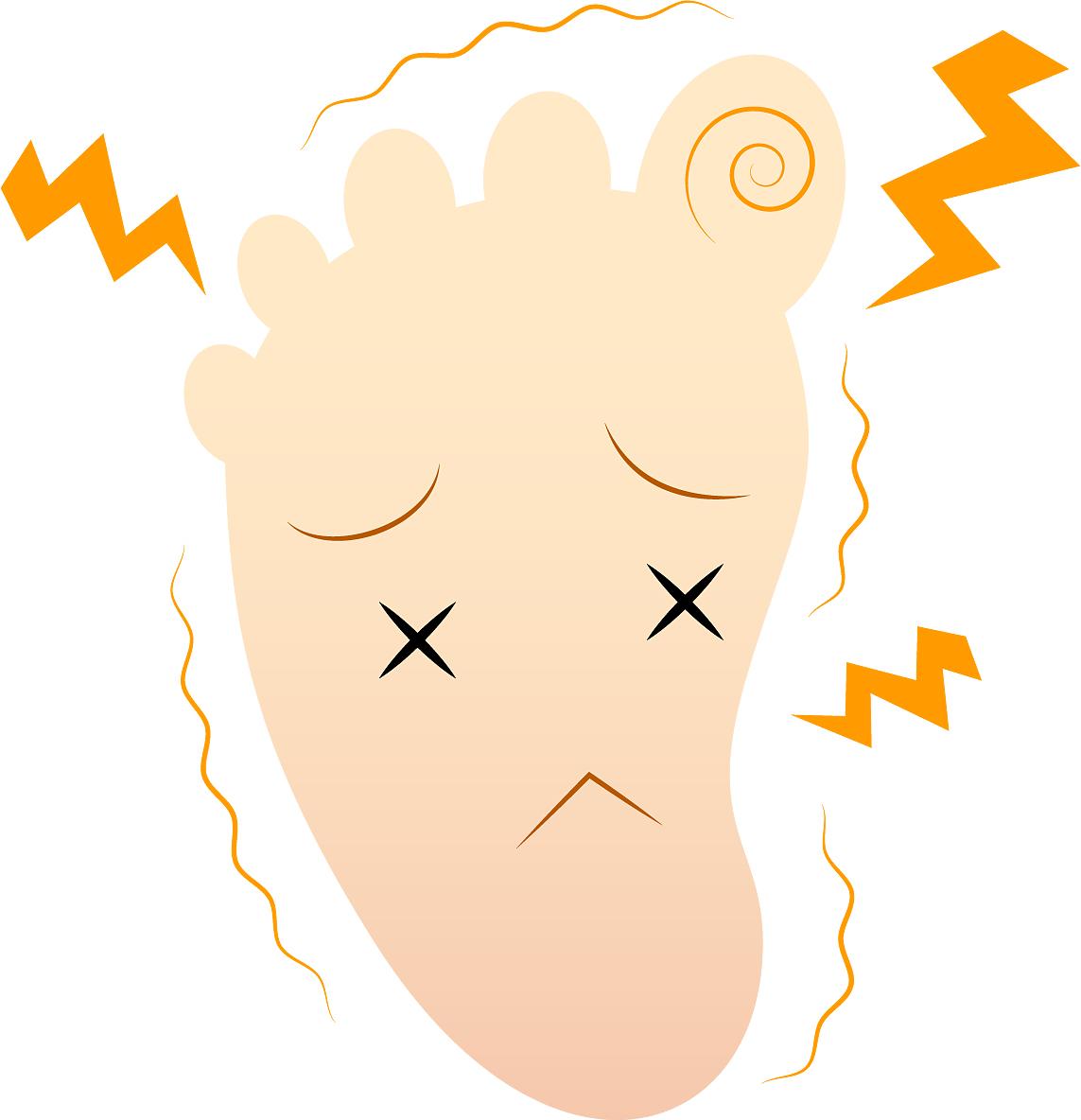 痛風体験談 大西さん編②悪夢の痛風発作。布団が触れても痛い