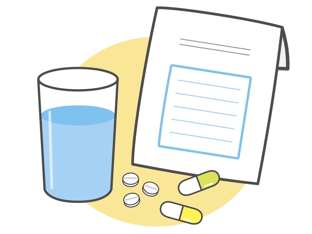 痛風の薬を飲むと精子が減少して、不妊になる噂は本当なのか