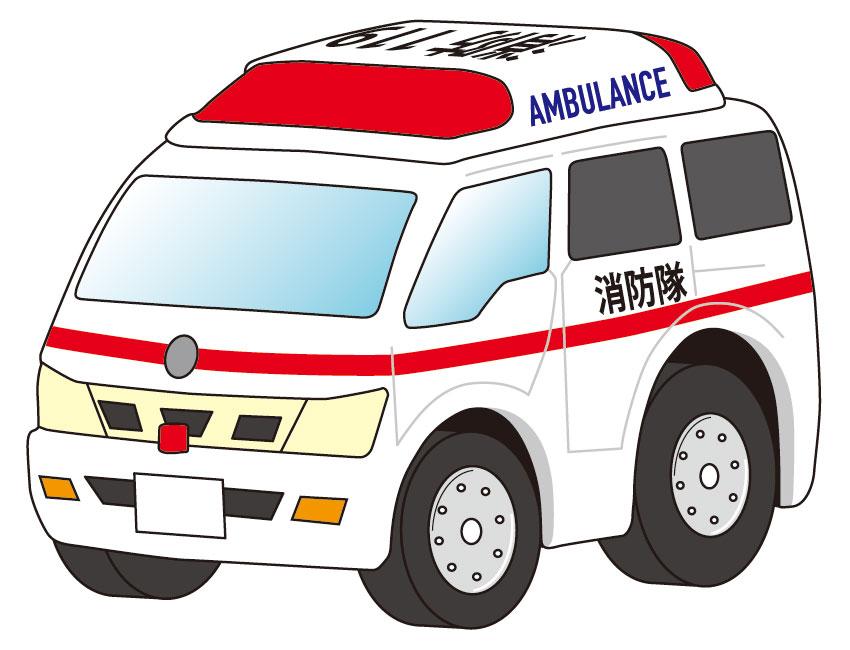 痛風発作により3回救急車で運ばれた経験があります