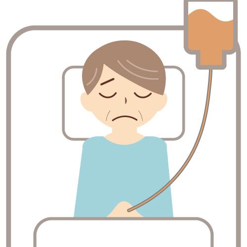 入院をきっかけに痛風が判明。私の痛風は痛くない