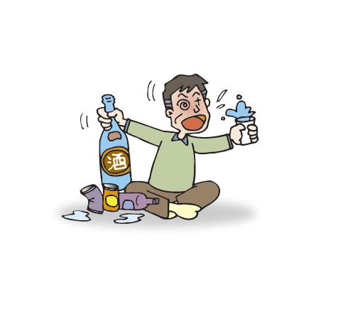 アルコール依存症により痛風を発症した私の体験